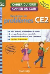 Résolution de problèmes CE2 : 8-9 ans