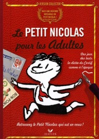 Le Petit Nicolas pour les adultes : Version collector