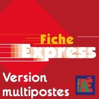 Fiches Express - Multipostes