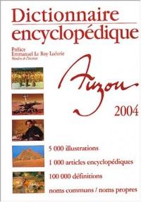 Dictionnaire encyclopédique Auzou 2004