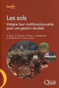 Les sols, intégrer leur multifonctionnalité pour une gestion durable