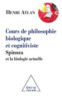 Cours de philosophie biologique et cognitiviste