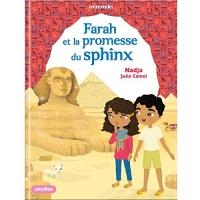 MINIMIKI - CARNET CRÉATIF - Farah en Egypte