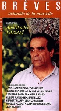 Brèves, N° 70 : Abdelkader Djemaï