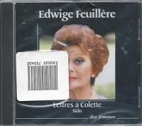Lettres à Colette, précédé de Sido, ma mère (CD audio)