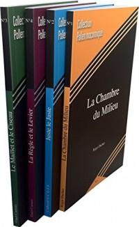N?1 : La Chambre du Milieu / N?2 : Juste le Juste / N?3 : Le Maillet et le Ciseau / N?4 : La R?gle et le Levier