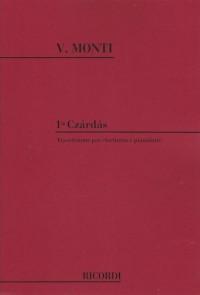 RICORDI MONTI - CZARDAS - CLARINETTE