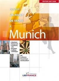 Ouvrir un point de vente à Munich