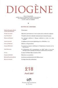 Diogène, N° 218