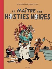 Le Spirou de ... - tome 11 - La femme Léopard 2/2 (Le Maître des hosties noires)  (Luxe)