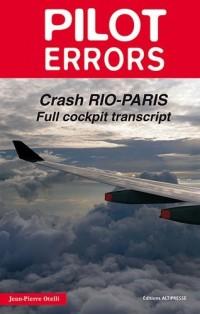Erreurs de pilotage 5 (anglais)