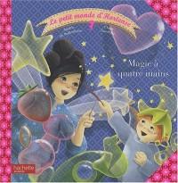 Magie à 4 mains