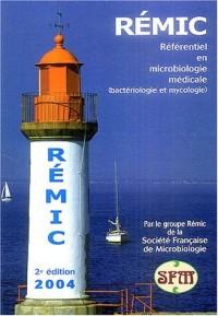 Rémic : Référentiel en microbilogie médicale (bactériologie et mycologie)