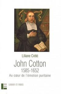 John Cotton 1585-1652