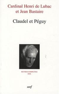 Claudel et Péguy