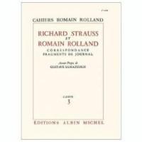 Richard Strauss et Romain Rolland -cahier 3
