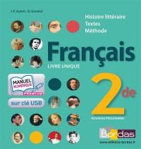 Cle Usb Non Adopt Français Liv Uniq 2de