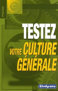 Testez votre culture générale