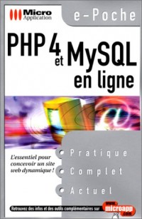 E-poche php & mysql en ligne
