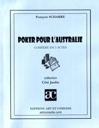 Poker pour l'Australie