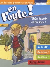 En route ! : Théo Jasmin enfin libre !