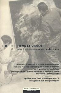 Films et videos pour l'art contemporain