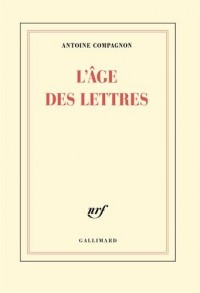 L'Âge des lettres