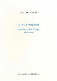 Vingt poèmes