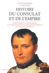 Histoire du Consulat et de l'Empire. : 4