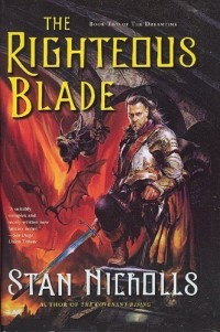 The Righteous Blade (The Dreamtime, Book Two)