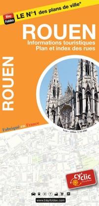 Rouen : 1/10 000, avec livret