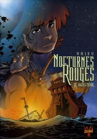 Nocturnes Rouges : Pack en 2 volumes : Tome 1, Sang Noir ; Tome 4, Une seconde chance