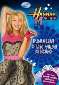 Livre micro Hannah Montana