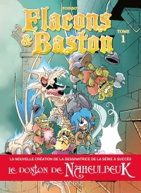 Flacons et Baston - tome 1 (01)