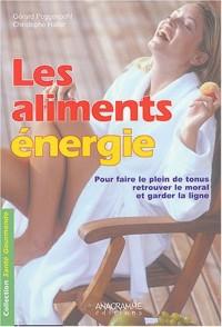 Les Aliments-énergies