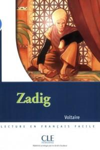 Zadig – Niveau 4 - Lecture Mise en scène - Livre