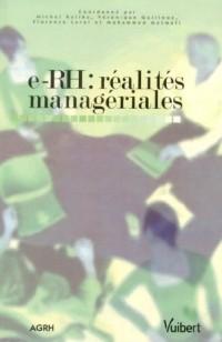 E-RH : réalités managériales