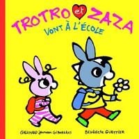 Trotro et Zaza vont à l'école
