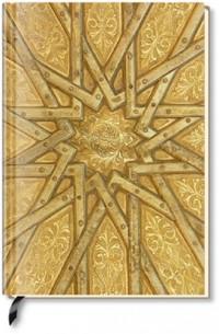 Alpha Edition Carnet de notes vierge Étoile dorée (Import Allemagne)