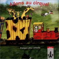 Allons au cirque ! CD