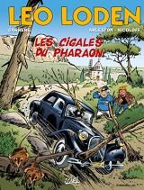 Léo Loden T24 - Les Cigales du Pharaon