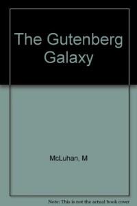 Gutenberg Galaxy