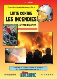 Livre : Incendie niveau 1 - INC1
