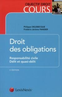 Droit des Obligations - Responsabilite Civile - Delit et Quasi Delit