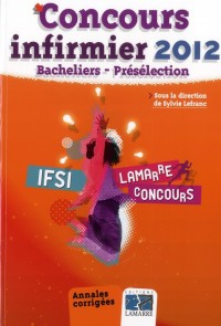 Concours Infirmier 2012