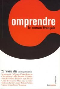 Le roman français : 25 livres clés