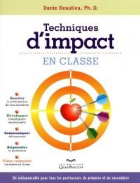 Techniques d'Impact en Classe