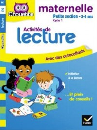 Lecture petite section, cycle 1