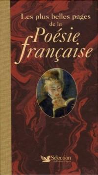 Les plus belles pages de la poésie française