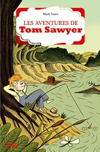 La bibliothèque Lito: Les aventures de Tom Sawyer - Dès 8 ans
